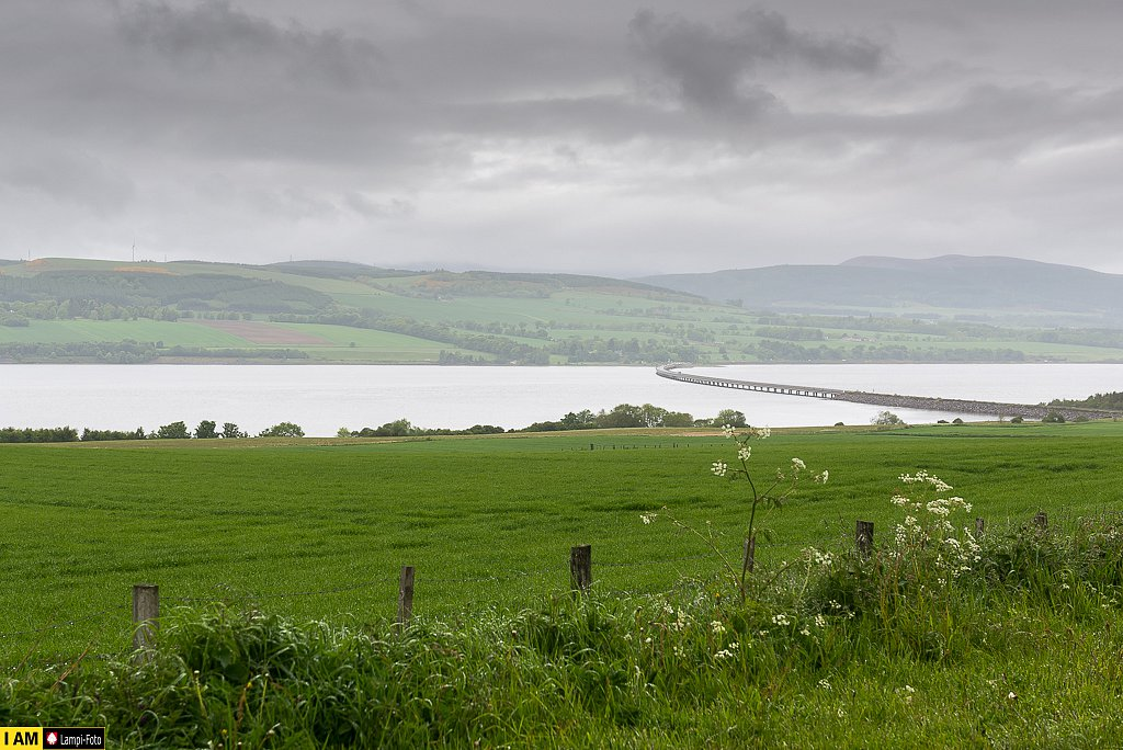Dingwall, Cromarty Firth Causeway