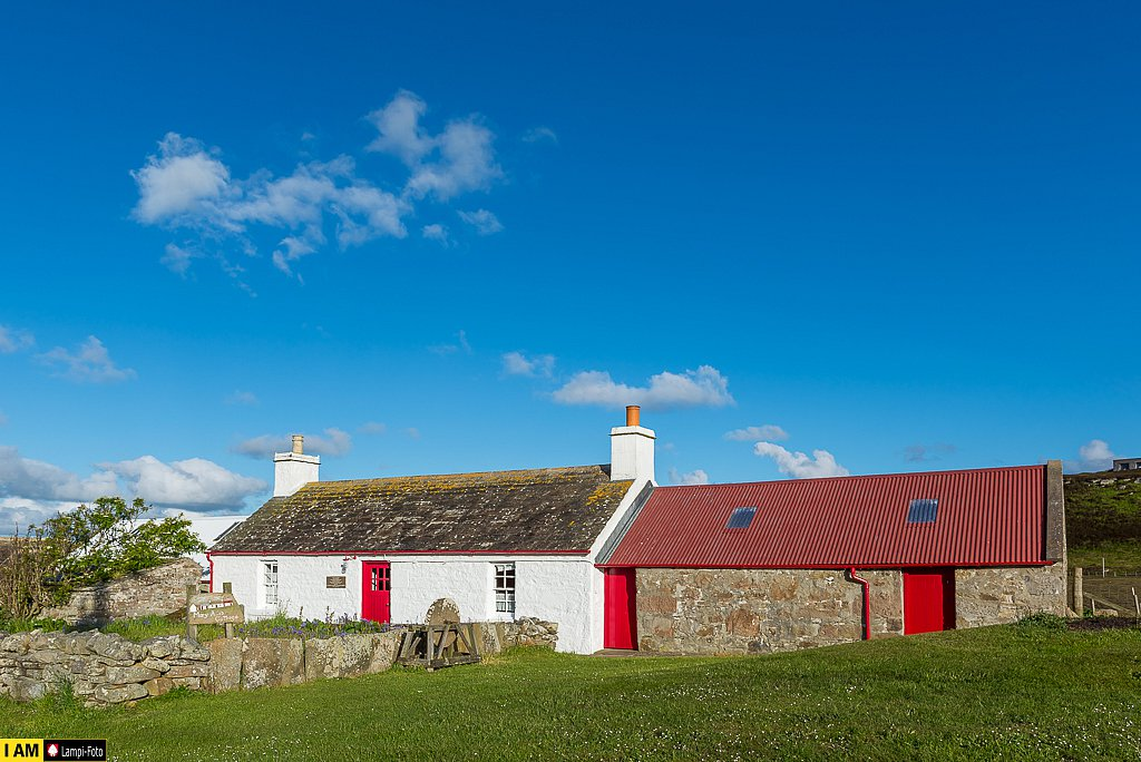 Dunnet, Mary Ann's cottage