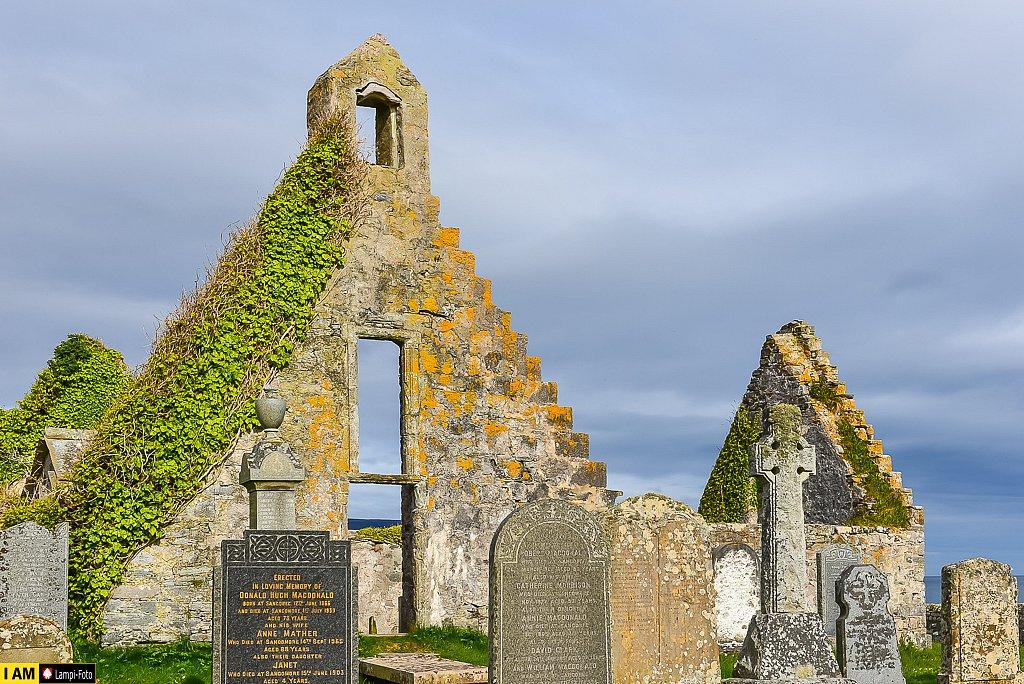 Durness, Balnakeil Church