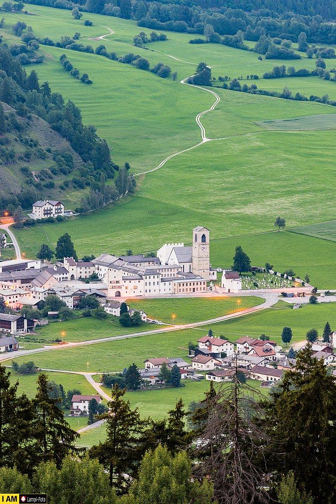 Müstair, Kloster