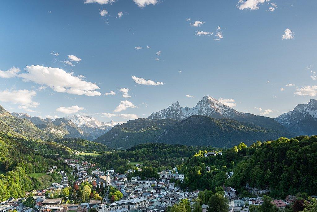 Berchtesgaden, Watzmann, 2713 m