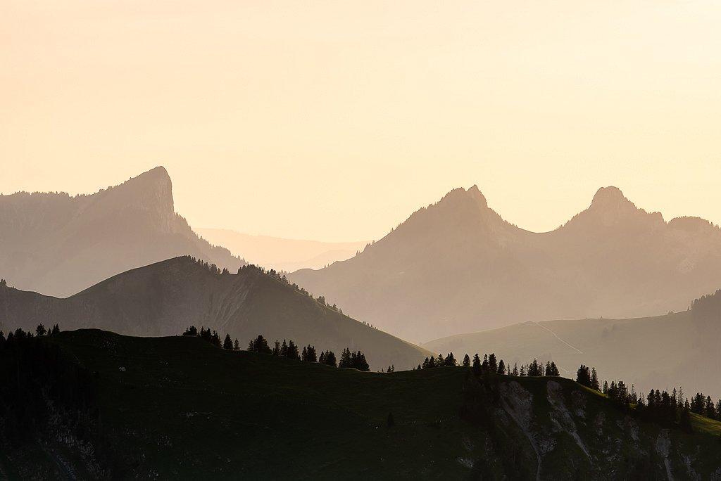 Gastlosen & Schwarzsee