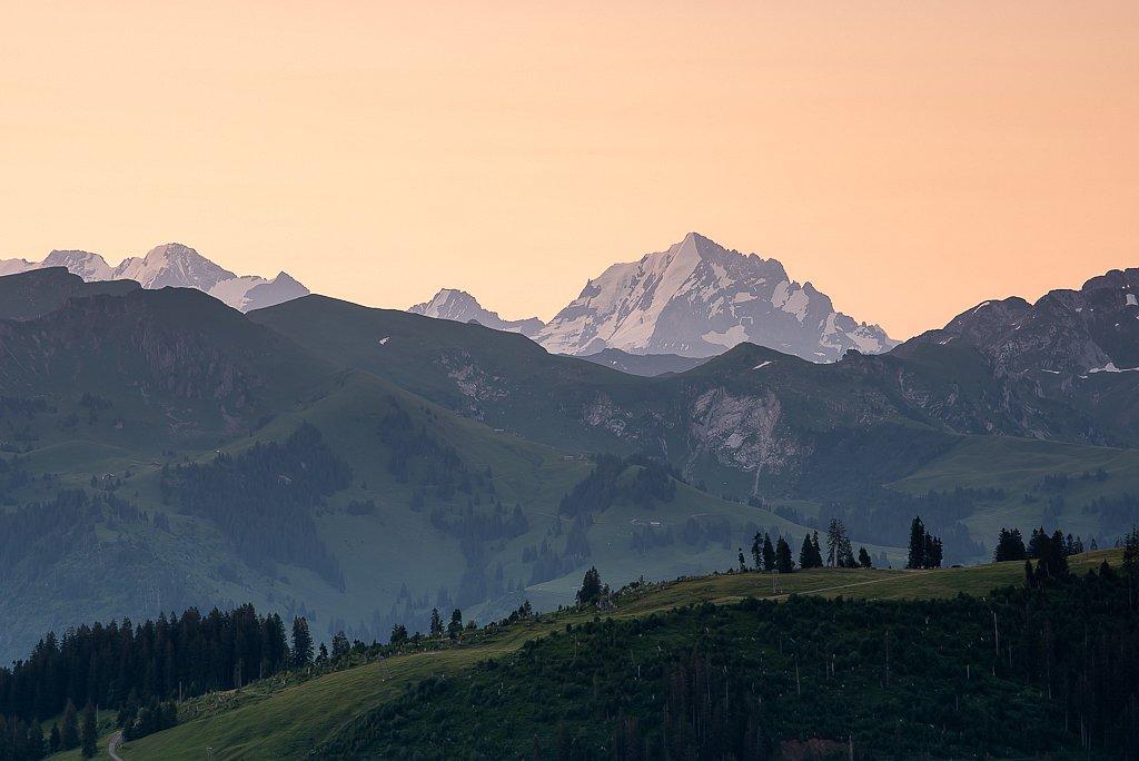 Doldenhorn 3643 m