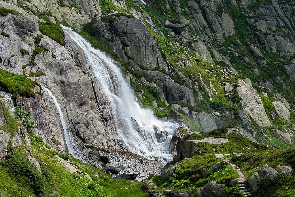 Juchli Wasserfall