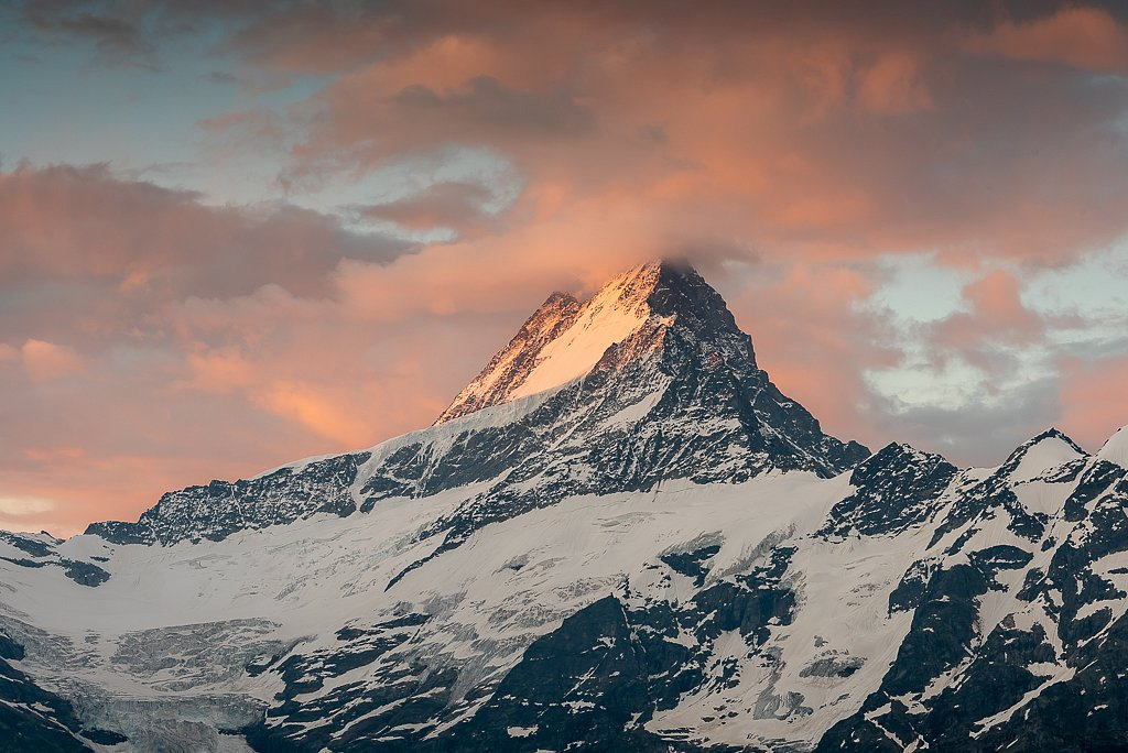 Schreckhorn, 4078 m