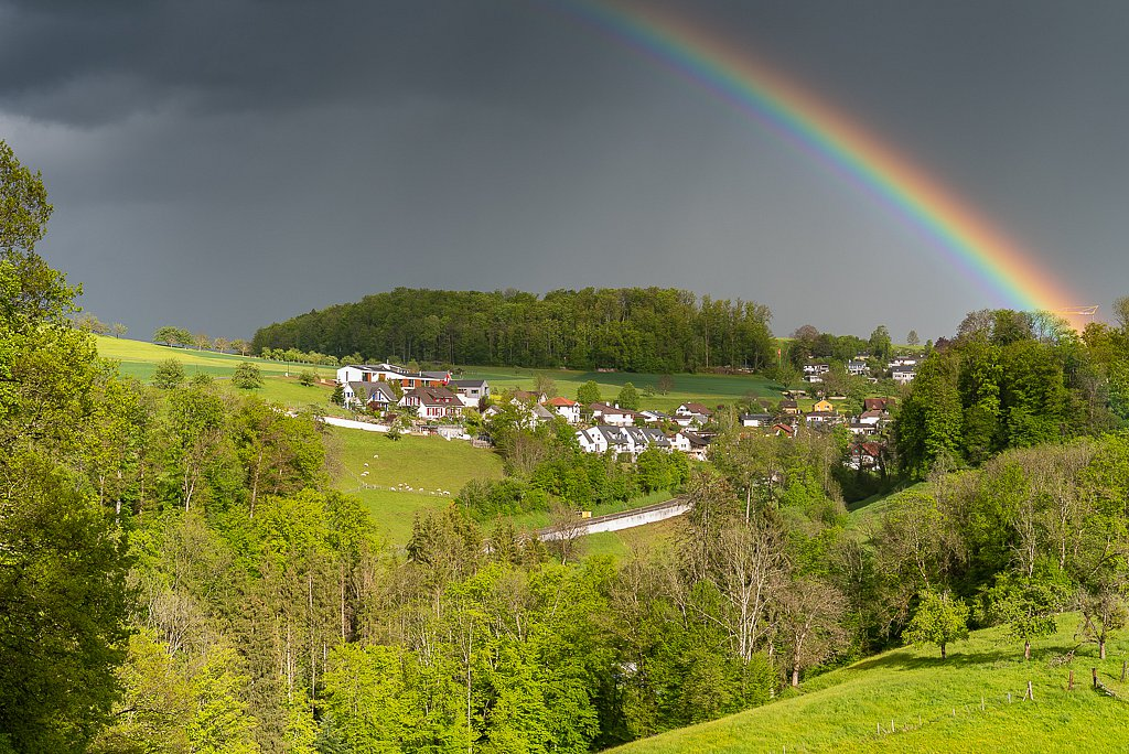 Lampenberg, Rebgasse